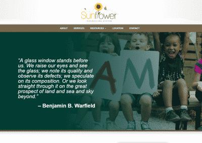 Sunflower Counseling Center