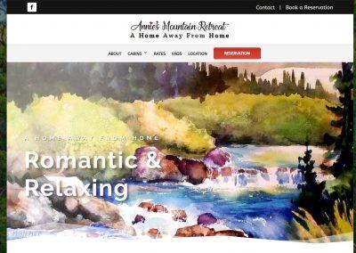 Annies Mountain Retreat