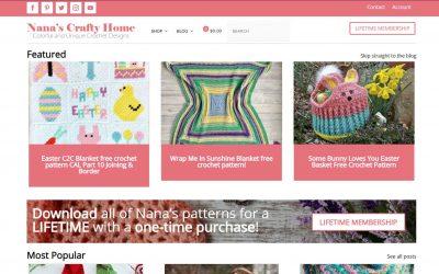 Nanas Crafty Home