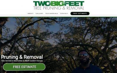 Two Big Feet