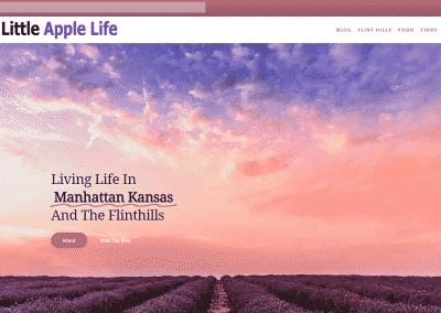 The Little Apple Life